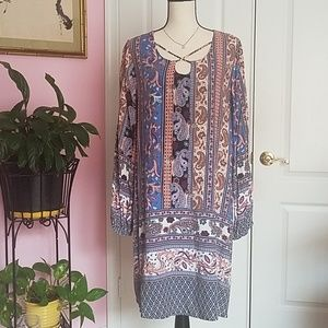 Cato boho shift dress 18 / 20